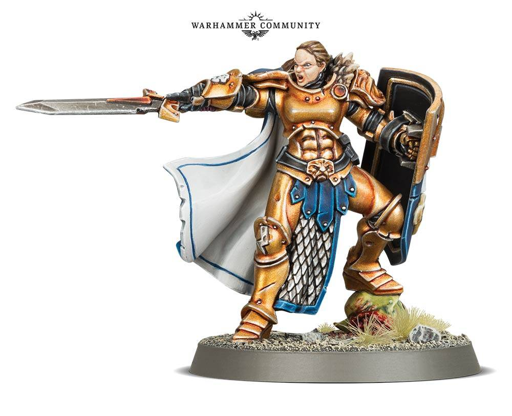 female stormcast eternal