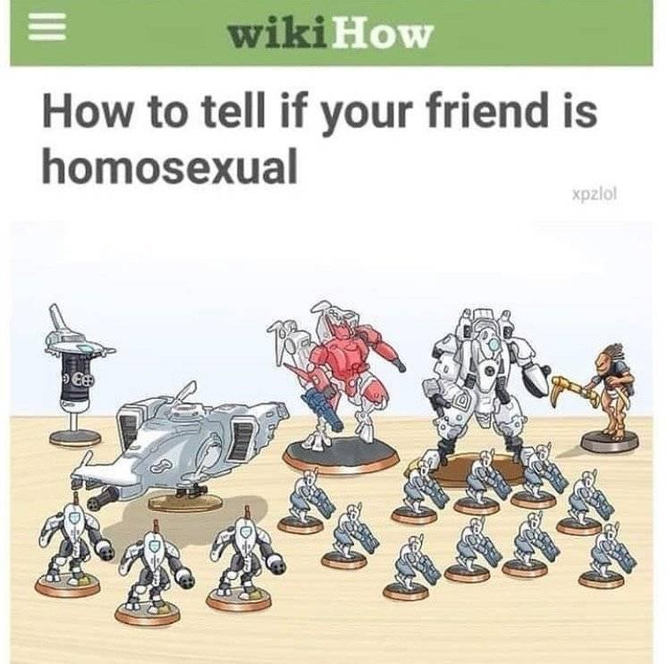 tau gay
