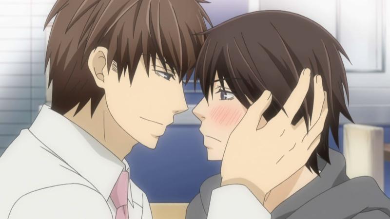 junjo anime gay