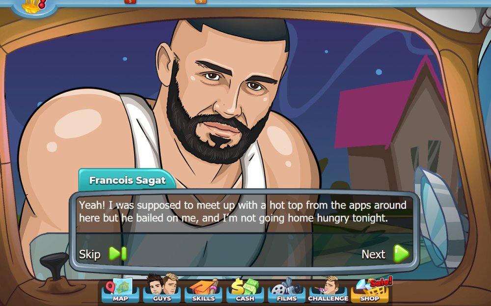 gay game pornstars
