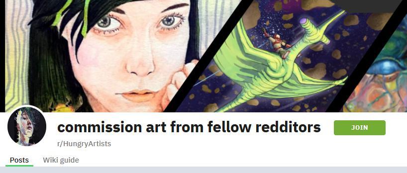 artists for visual novels